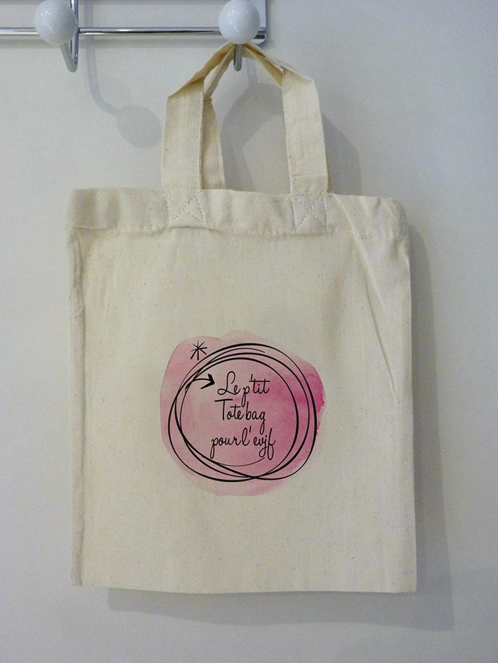 Exceptionnel l'atelier inspiré | tote bag evjf • de 6,5 à13€ IC33